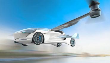 AeroMobil-5.0-VTOL