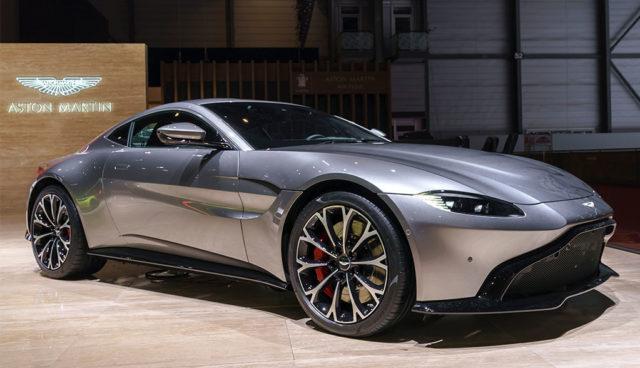 Aston-Martin-Elektroauto
