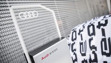 Audi-Elektroauto-Batterieproduktion