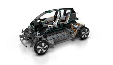 BMW-Elektroaurto-Lieferkette