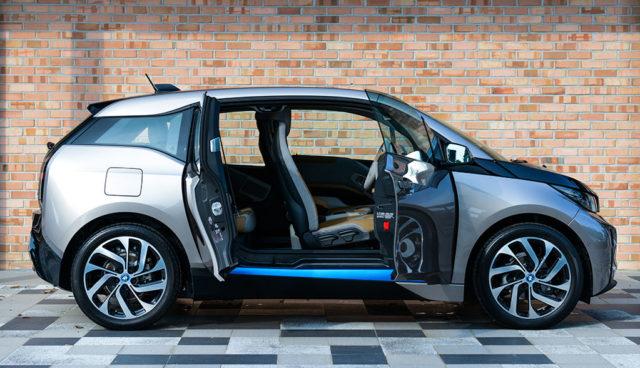 BMW-Elektroauto-Produktion