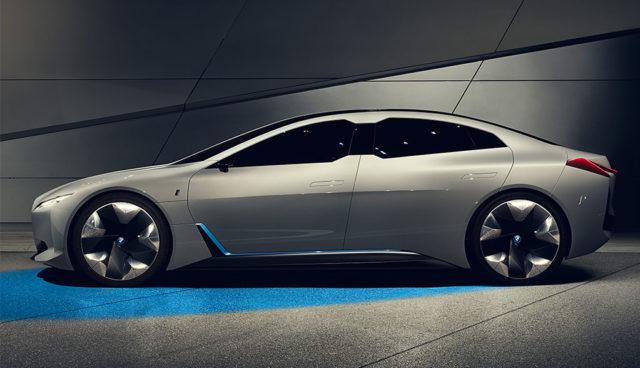 BMW-Elektroauto-i4