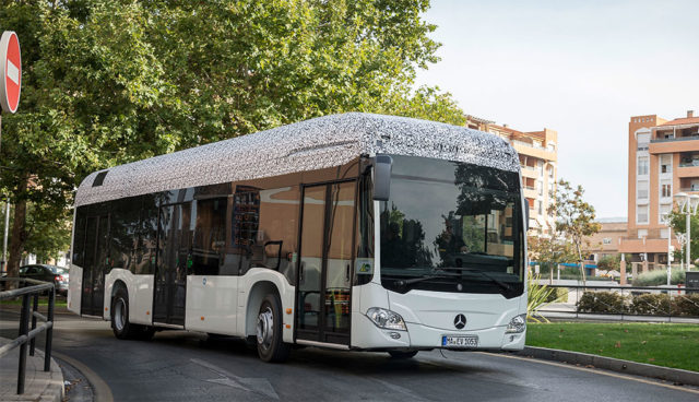 Daimler-Elektrobus