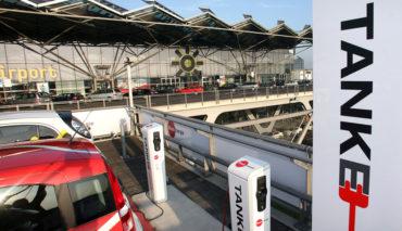 Elektroauto-Stromnetz-ausbau