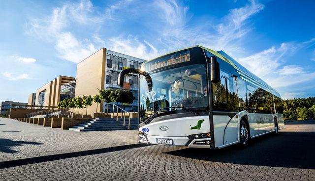 Elektrobus-Bremen