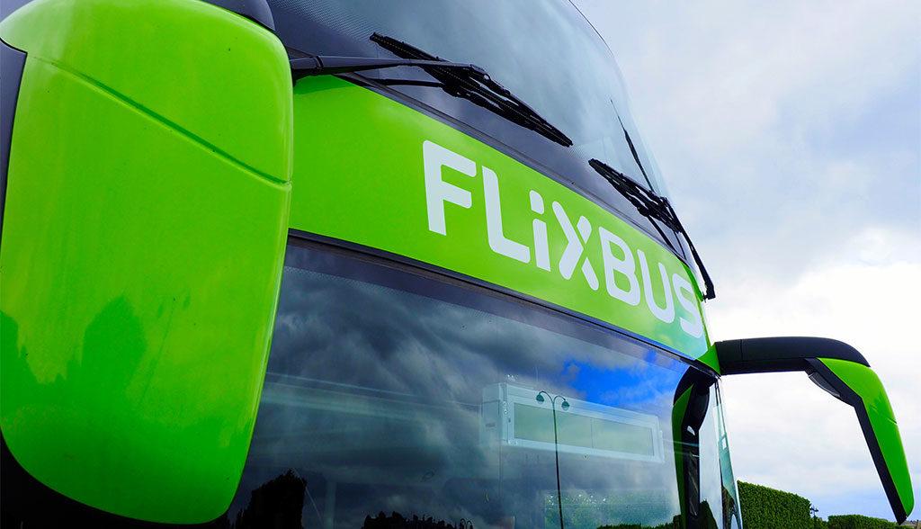 Flixbus-Elektrobus