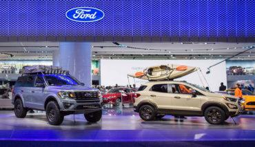 Ford-Elektroautos-Hybridautos