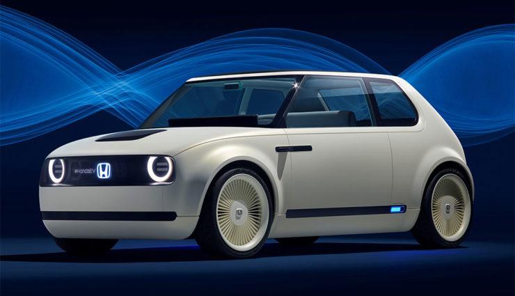 Honda Elektroauto Urban Ev Kommt 2019 Bilder Ecomento De