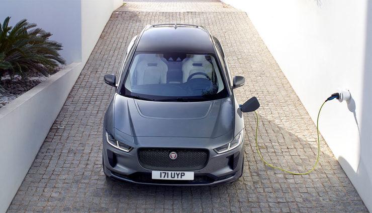 Jaguar I-Pace Elektroauto-SUV-21