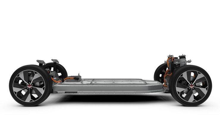 Jaguar I-Pace Elektroauto-SUV-7