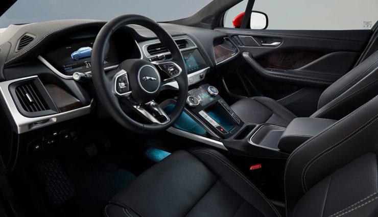 Jaguar I-Pace Elektroauto-SUV-8