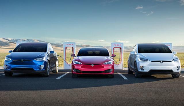 Markenruf von Tesla immer besser, Apple und Google lassen Federn