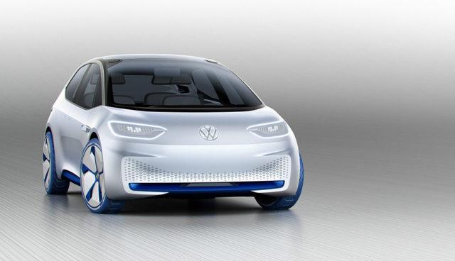 VW produziert I.D.-Elektroautos auch in Dresden