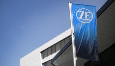 ZF-Elektroauto