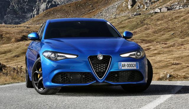 Alfa Romeo: Giulia-Coupé mit Hybrid-Technik aus dem LaFerrari geplant?