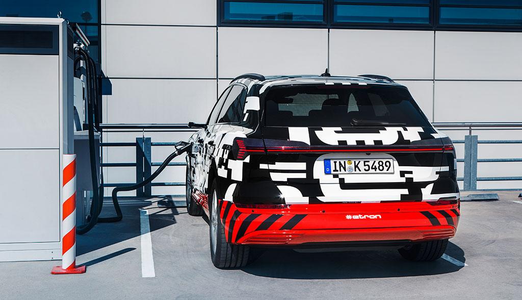 Audi-e-tron-Laden