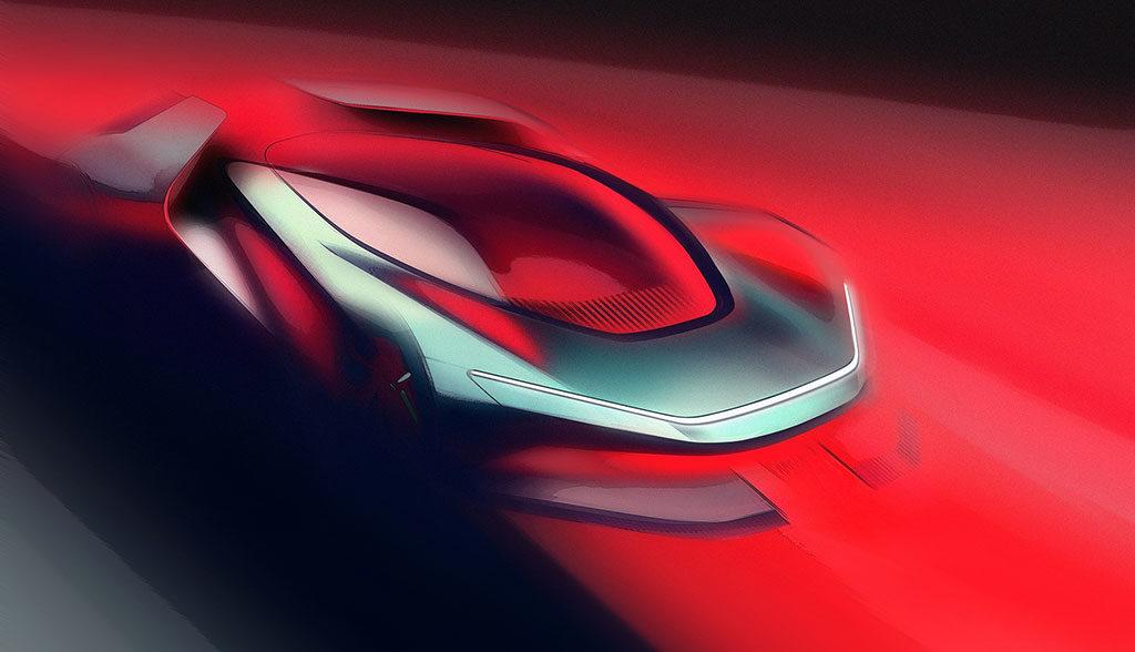 Automobili-Pininfarina–Elektroauto