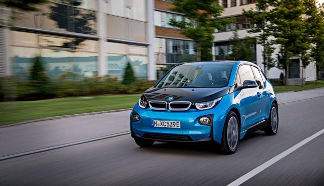 Bayern-Elektroauto