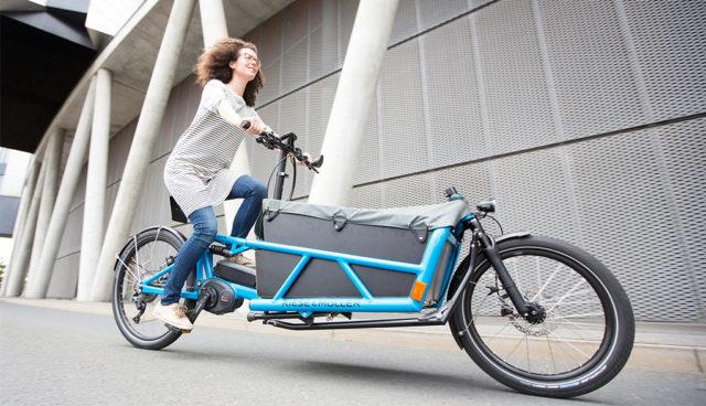 Berlin will Elektro-Lastenräder fördern