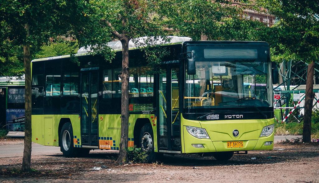 Wirtschaftssenatorin Dann Rollen Künftig Asiatische Busse Durch
