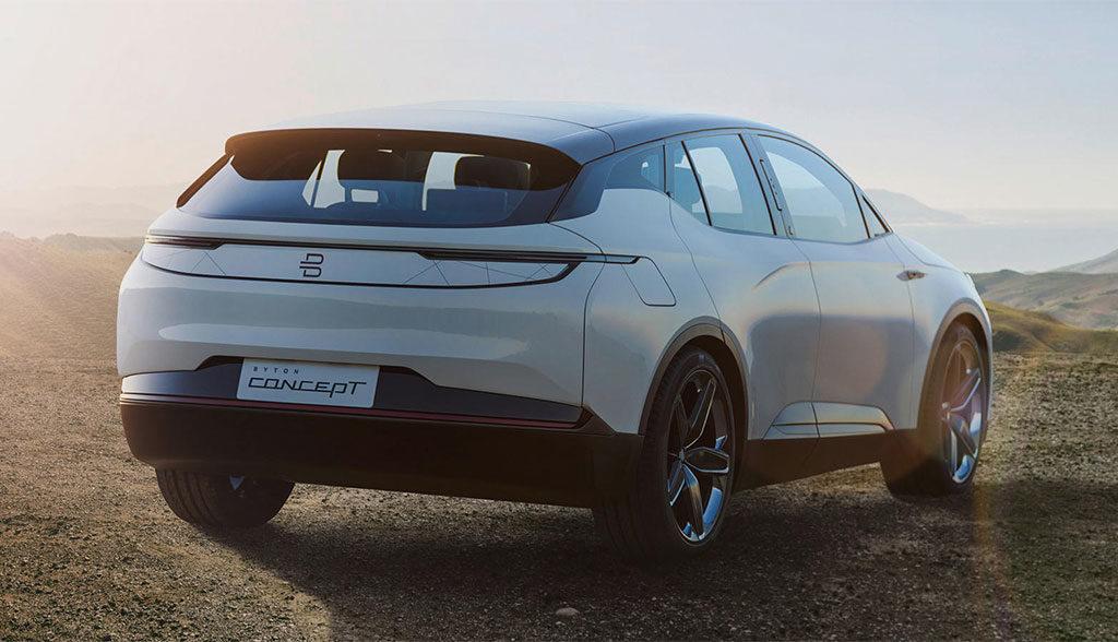 Byton-Elektroauto-SUV