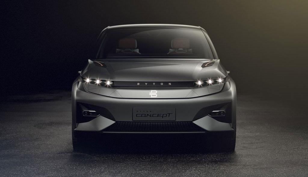 Byton FAW Elektroauto Startup