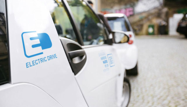 Car2Go-Elektroauto-Carsharing