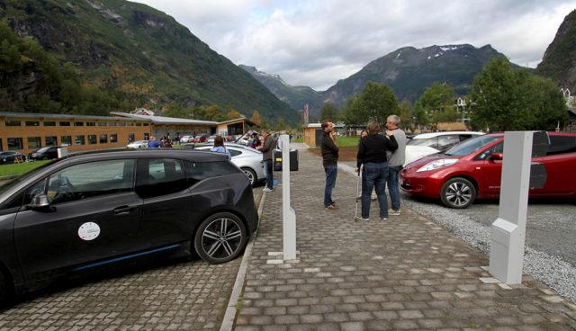 Elektroauto-Förderung jetzt in fast allen EU-Ländern