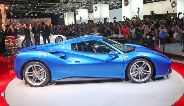 Ferrari-Hybridauto