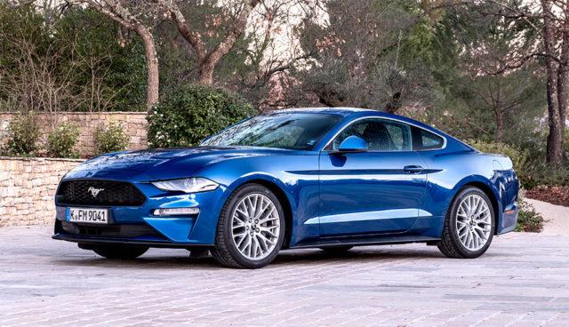 Ford Mustang soll als Plug-in-Hybrid kommen, Elektroauto-Version möglich