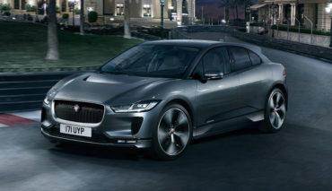 Jaguar-Elekroauto