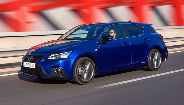 Lexus-CT-Elektroauto