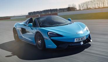 McLaren-Elektroauto