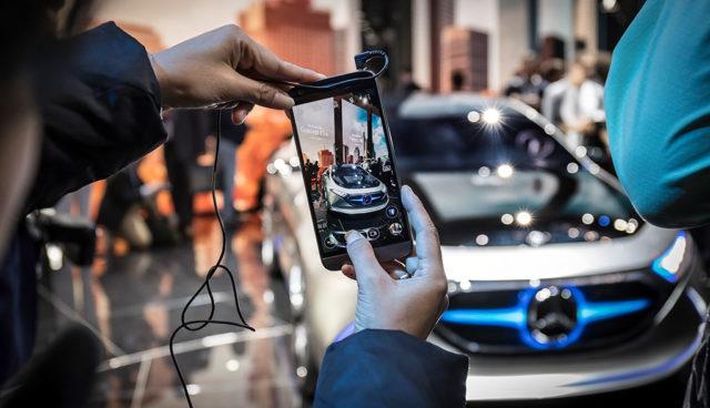 EQS: Mercedes plant luxuriöse Elektroauto-Limousine