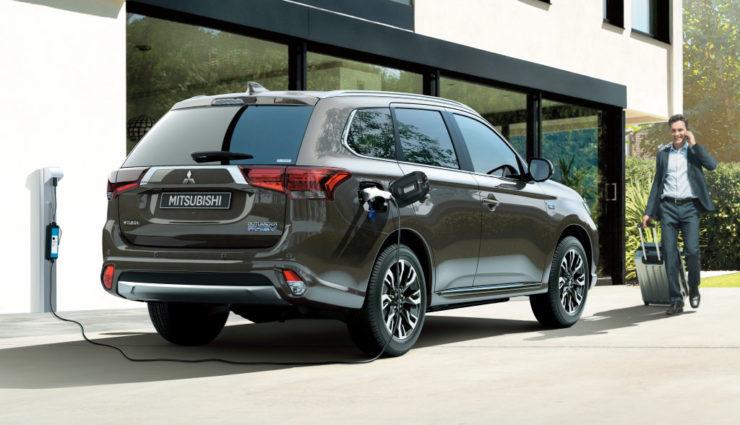 Mitsubishi-Elektroauto-Plug-in-Hybride