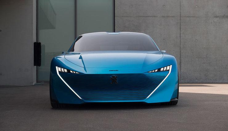 PSA-Elektroauto