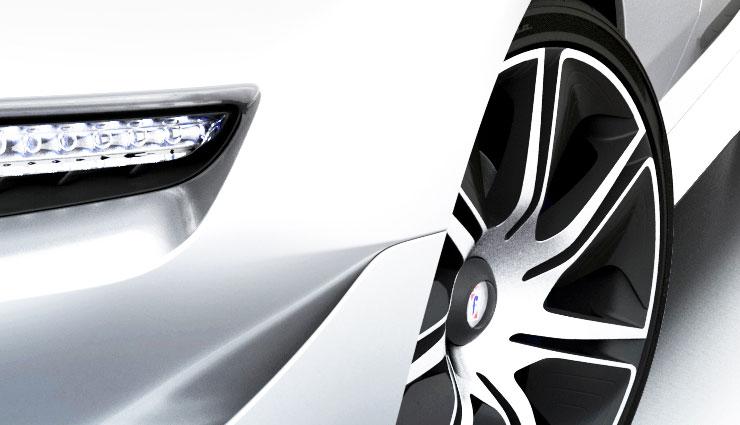 Pininfarina-Elektroauto-Mahindra
