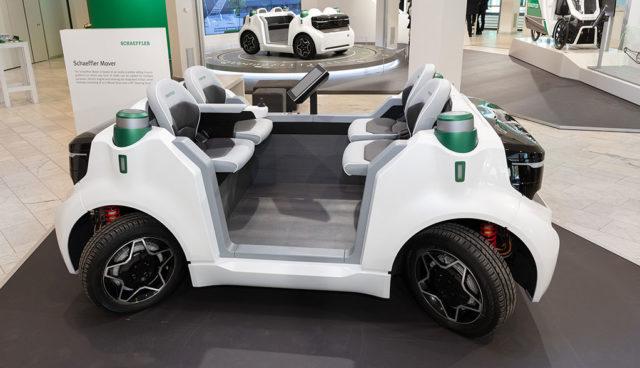 """Zulieferer Schaeffler: """"2030 rund 70 Prozent aller Neuwagen elektrifiziert"""""""
