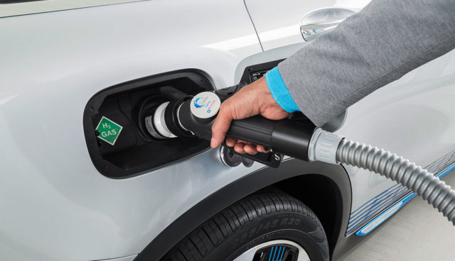 Shell: Wasserstoff-Elektrofahrzeuge Schlüssel für Klimaziele