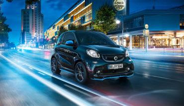 Smart-Elektroauto