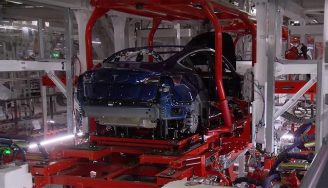 Tesla: So sieht die Model-3-Fertigung aus