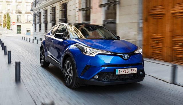 Toyota steigert Hybridauto-Absatz in Europa um 18 Prozent