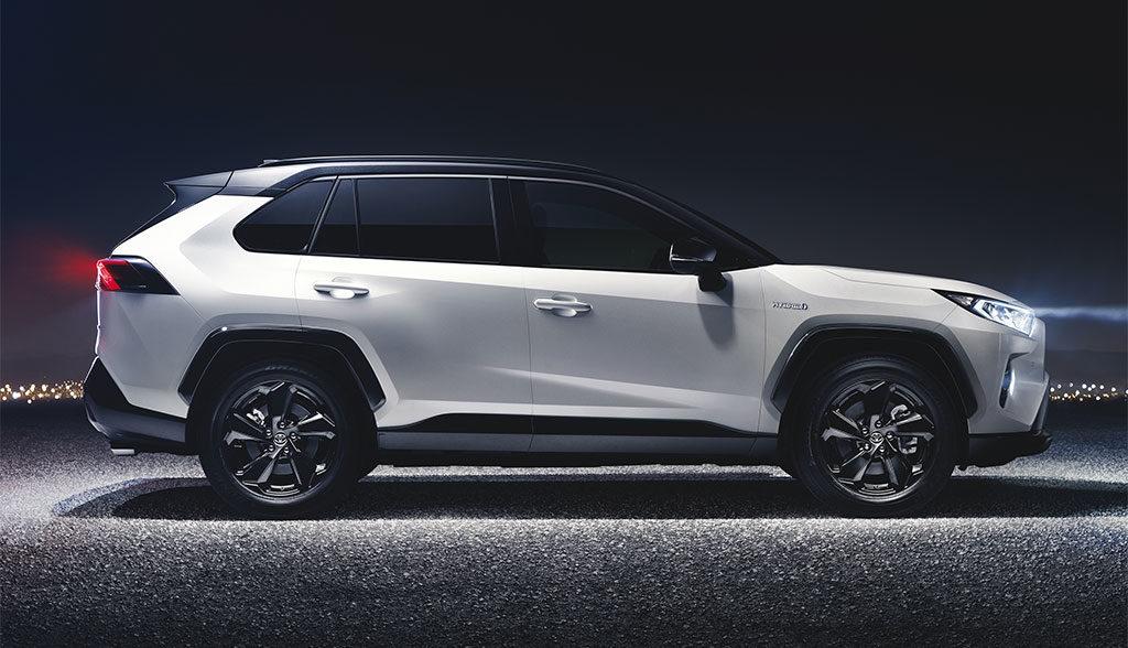 Toyota-RAV4-Elektroauto