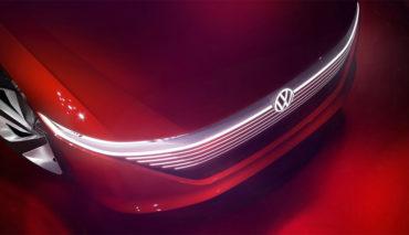 VW-Logo-Elektroauto