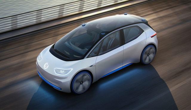 """Volkswagen: """"Wir wollen das voll vernetzte Elektroauto bezahlbar machen"""""""