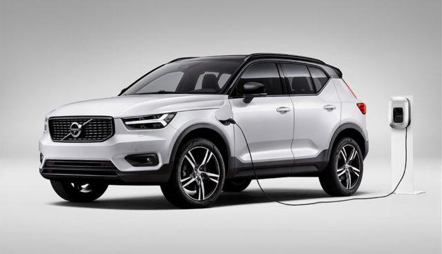 Volvo: Jedes zweite Fahrzeug ab 2025 mit rein elektrischem Antrieb