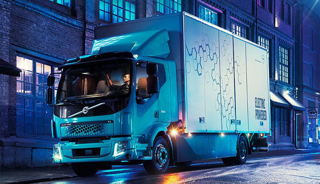 Volvo FL Electric-Elektro-Lkw