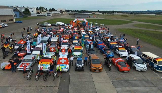 Elektroauto-Rallye WAVE findet 2018 erstmals zwei Mal statt