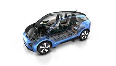 BMW-Elektroauto-Batteriezelle