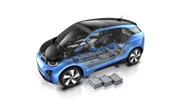 BMW-Elektroauto-Batteriezellen